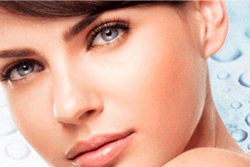 hidratar rosto e corpo